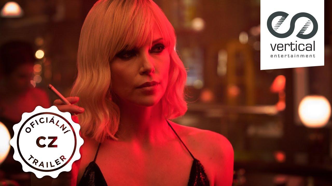 Atomic Blonde Bez Lítosti 2017 Oficiální Hlavní
