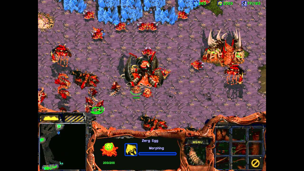 Starcraft 1: Retribution - Zerg 11 - The Battle of Char