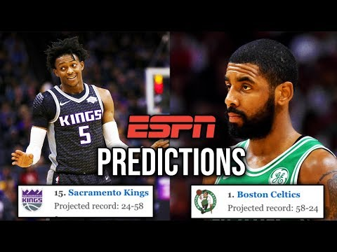 Which 2018-19 NBA Predictions Did ESPN Get RIGHT And WRONG?