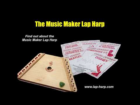 What is a Music Maker Lap Harp?