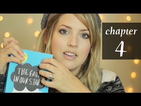 ASMR | Chapter 4 Reading of The Fault in Our Stars