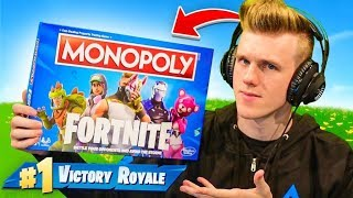 Using Fortnite Monopoly To WIN? thumbnail