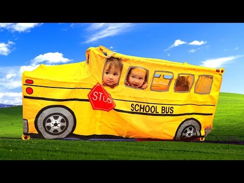 Kids Bus Adventure!