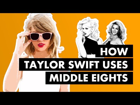 How Taylor Swift Uses Middle Eights [Video Essay]