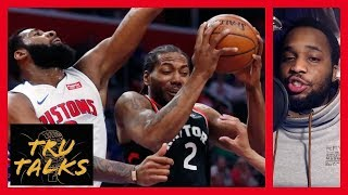 1ff35f912add Kawhi Leonard   The Raptors LOSE AGAIN TO DWANE CASEY S PISTONS!