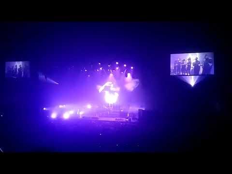 Gorillaz Concert S.F. 2017