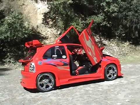 Chevy Darth Maul, Auto Tuning Extremo