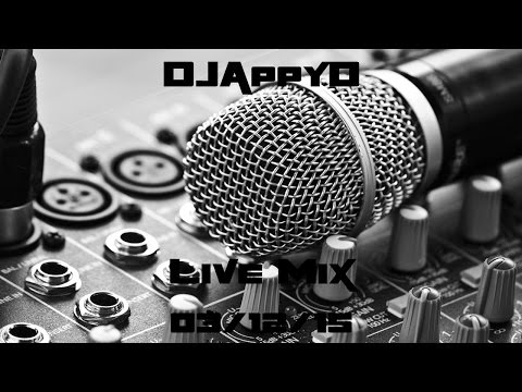 Live Mix - DJAppyD - UK Hardcore - 03/12/15 (New Tracks Coming Up!!)
