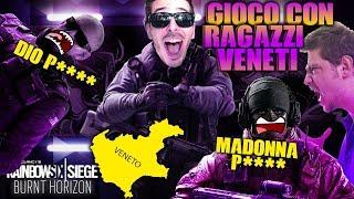 GIOCARE CON I VENETI - RTLD S13E04 - RAINBOW SIX SIEGE