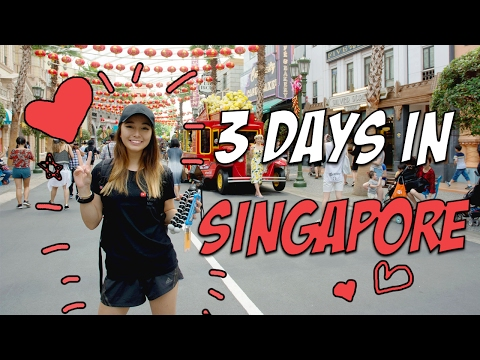 Inside the GOOGLE SINGAPORE OFFICE! | Heylinni Singapore Vlog ✈🙆