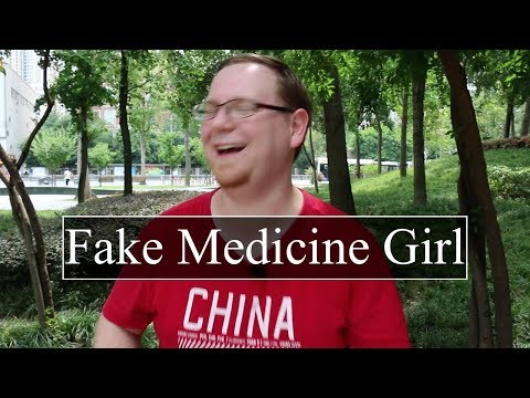 WTF China Stories | FAKE MEDICINE Girl | A Consequence of 'Leftover' Women Phenomenon or Crazy Girl?