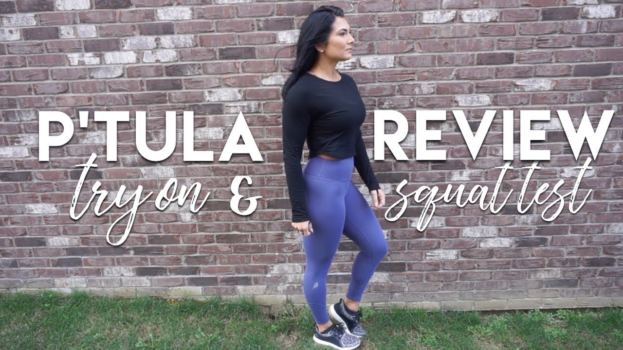 P Tula Try On Performance Review Lululemon Dupe Youtube P'tula activewear review | cute leggings & sports bras! p tula try on performance review lululemon dupe