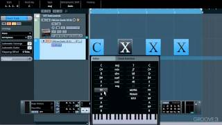 Using Chord Track (Cubase 7 Tips & Tricks - Vol 1)