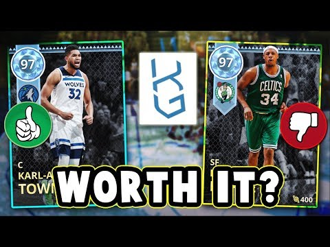 NBA 2K18 WHICH KG TEAMMATES CARDS ARE WORTH BUYING!! - NBA 2K18 MyTEAM