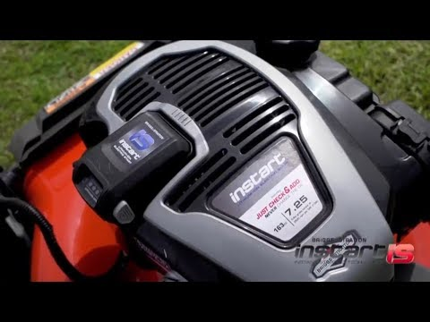 InStart® Technology By Briggs & Stratton®