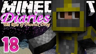 Into The Dark | Minecraft Diaries [S1: Ep.18] Roleplay Survival Adventure!