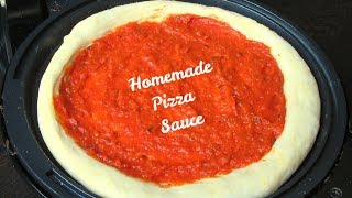 Homemade Pizza Sauce recipe | Pizza sauce recipe | Quick & easy pizza sauce recipe