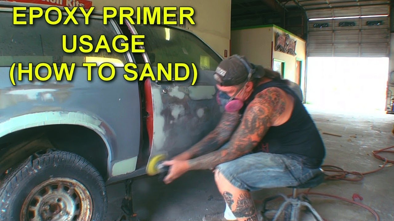 What Is Epoxy Primer Understanding How It Works D I Y Auto School