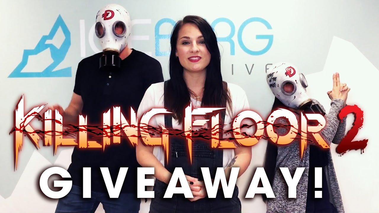 killing floor 2 giveaway