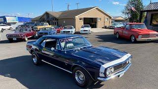 Test Drive 1967 Chevrolet Camaro $29,900 Maple Motors #1324