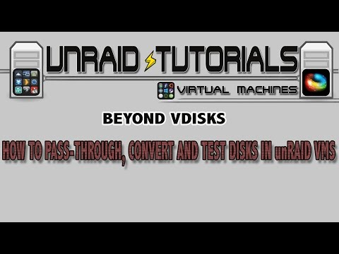 How to Install Hassio on your unRaid Server in a VM by DaveOTech