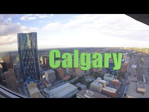 Canada 32 - Calgary Tower - Downtown Calgary - Alberta