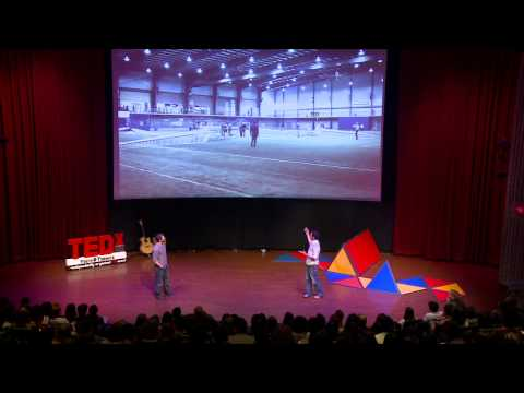Challenge Drives Discovery - Cameron D. Robertson & Todd Reichert at TEDxYouth@Toronto