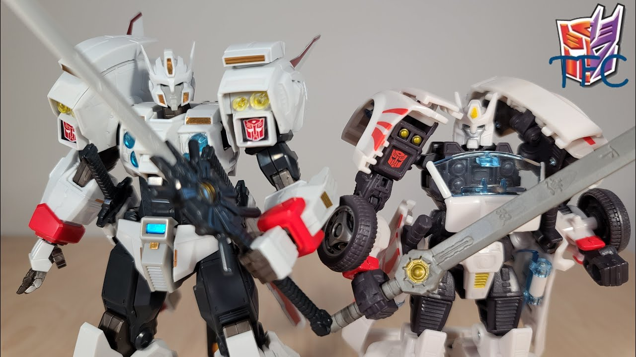 TF Collector Furai Model Drift Review!