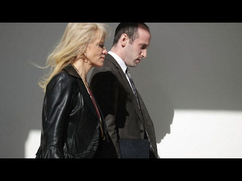 Stephen Miller appears on Sunday talk shows