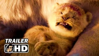 "THE LION KING ""Long Live The King"" TV Spot Trailer (2019) Disney Live-Action Movie HD"