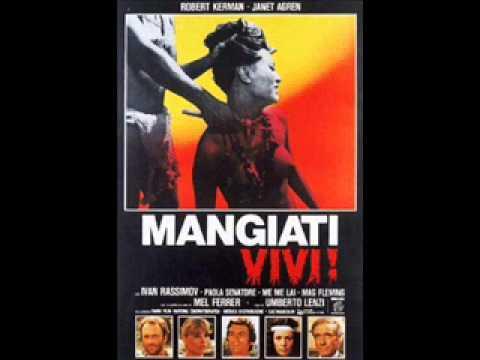 Eaten alive (Mangiati vivi) - Budy Maglione - 1980