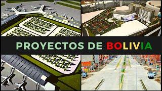 Proyectos de Bolivia ((boletín informativo 4 )) / Marzo