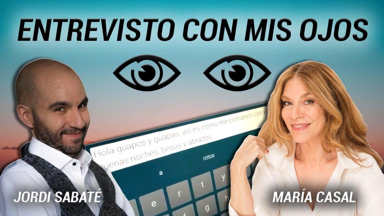 """Me gusta mucho bailar"" - Entrevista a María Casal #43 - ELA/ALS"