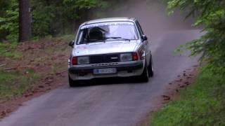 45. Rallye Český Krumlov 2017 | H2 | Jan Frei - Petr Šlegl