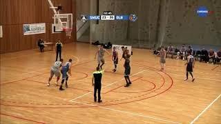 Ilyes Gmar - Highlights Match NM2 Marseille-Lyon 2019/2020