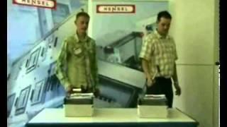 Hensel-Electric: Mi Crash Test