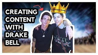 I went on tour with Drake Bell to Peru...because of Content Creation