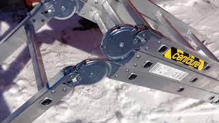 Лестница трансформер / обзор