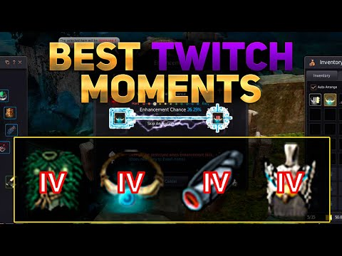 Mejores momentos de Twitch | Black Desert Online #1