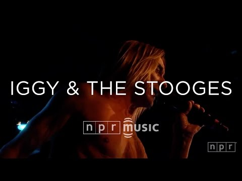 Iggy & The Stooges | NPR MUSIC FRONT ROW
