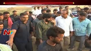 Pawan Kalyan Satires on CM Chandrababu | Janasena Porata Yatra Day6 | Narsannapeta | NTV