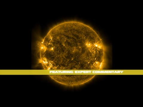 NASA | SDO: Three Years in Three Minutes--With Expert Commentary