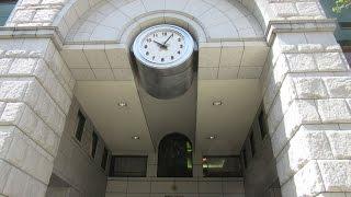 中央区立日本橋小学校からくり時計(復興.Ver)