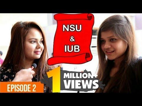 সেক্সি মানে কি ?! Street Challenge at NSU & IUB । Bangla Test | IQ Test | NonStop Videos
