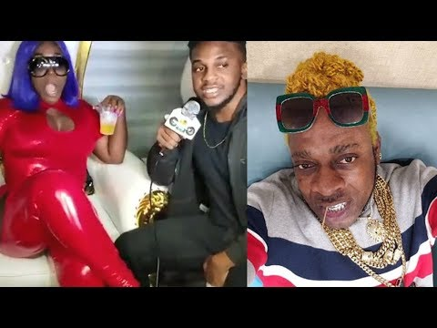 """Spice Diss VLOGGER """"SU#K Yuh MOTHER"""" 