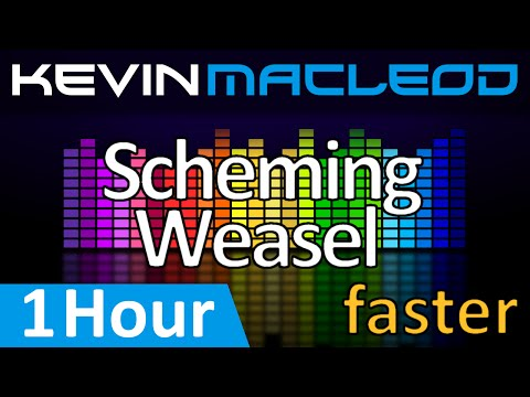 Kevin MacLeod: Scheming Weasel [1 HOUR]