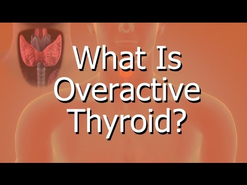 What Is Overactive Thyroid