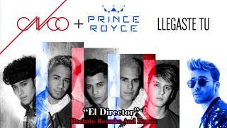 Cnco Prince Royce Llegaste T Valerio El Director Bachata Remix.mp3