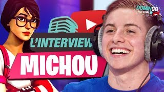 MICHOU DE LA TEAM CROUTON SUR NRJ ! (INTERVIEW)