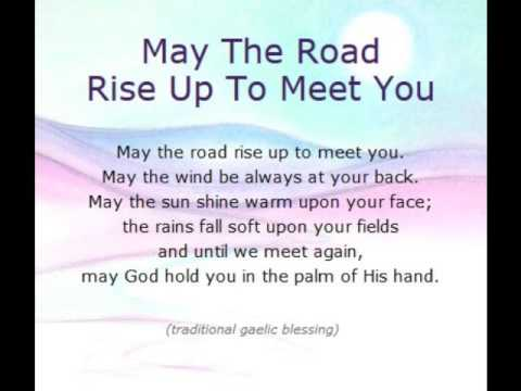 may the road rise to meet you player pro